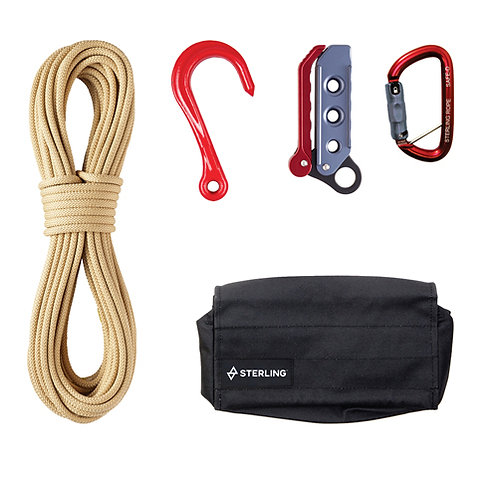 Sterling Rope FCX Bailout System