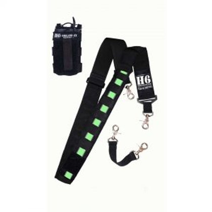 HOMELAND 6 radio strap with Name Tape