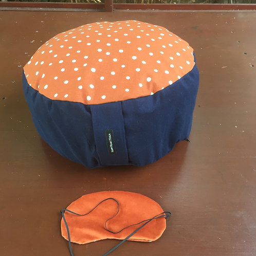 Meditation Cushion (small) with removable cover