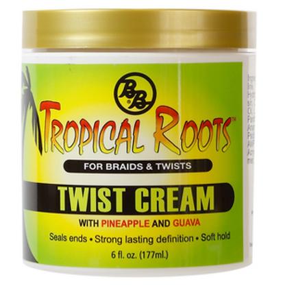 Bronner Bros - Tropical Roots Twist Cream (6oz)
