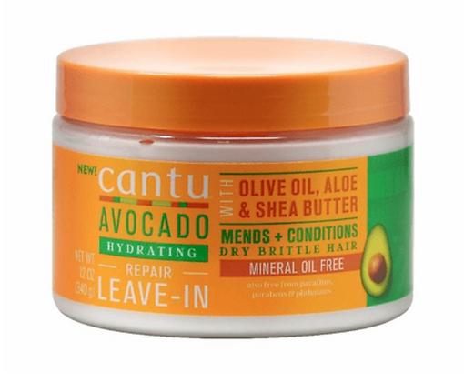 Cantu Avocado Hydrating Repair Leave-In 12 oz