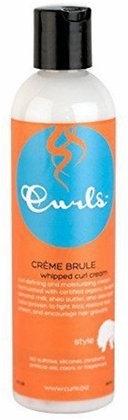 Curls Creme Brule Whipped Curl Cream 8 oz