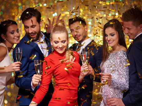 Celebrate the New Year in style with Brean Leisure Park