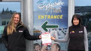 Brean Splash Waterpark Wins Gold – Going Green in Brean!