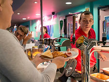 Brean Leisure Park Food & Drink