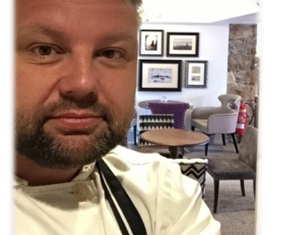 Introducing our Head Chef - Simon Hyde