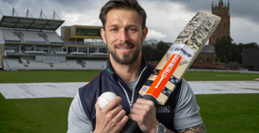 Brean Golf and Country Club welcome Somerset cricketer Peter Trego as official resort ambassador