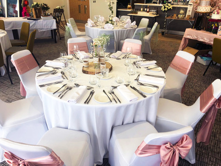 First Wedding Fayre at Brean Country Club