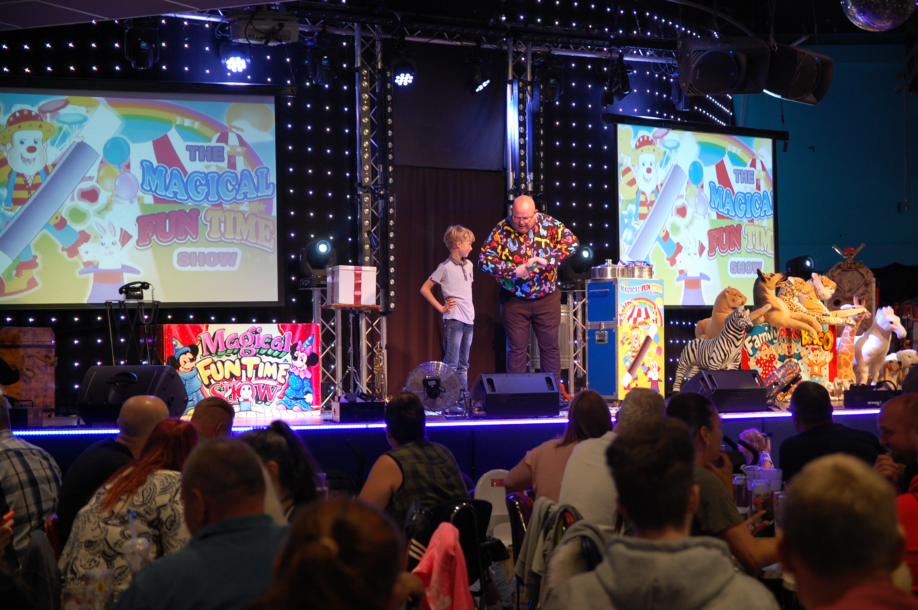 Brean Leisure Park Entertainment