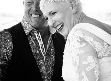 Congratulations Mr & Mrs Rogers