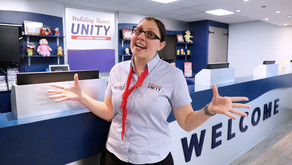 Holiday Resort Unity featured on Channel 5's Happy Campers' series airing this Sunday.