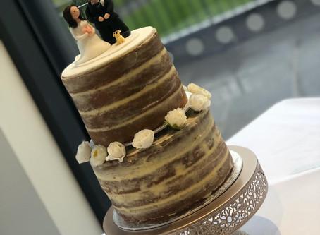 Congratulations Mr & Mrs Pilkington