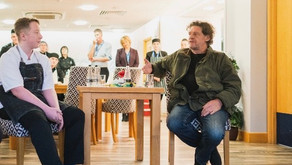 Marco Pierre White passes on top tips to catering learners