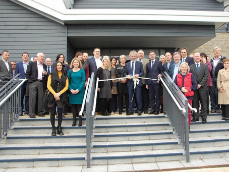 Brean Country Club Official Opening