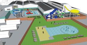 Brean Splash Waterpark Expansion detailed in planning application