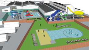 Brean Splash Waterpark Expansion detailed in planning application