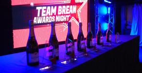 Annual Team Brean Awards - The Wrap