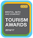 Bristol, Bath and Somerset Tourism Awards Icon