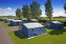 Euro Tents at Holiday Resort Unity