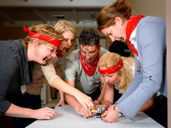 Team Work - Small Group Team Building