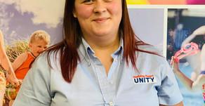 Congratulations to our Customer Service Apprentice Debbie