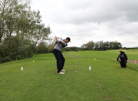 Golf Course reopens from Wednesday 13 May