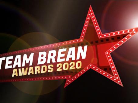 Team Brean Awards 2020