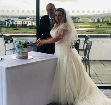 Congratulations Amanda & Duane