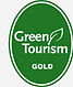 Green Tourism Gold Icon