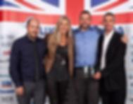UK Pool & Spa Awards night