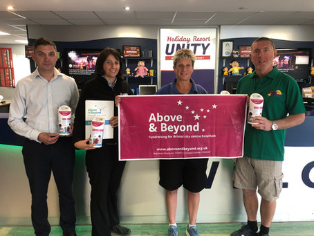 Team Brean Charity Challenge