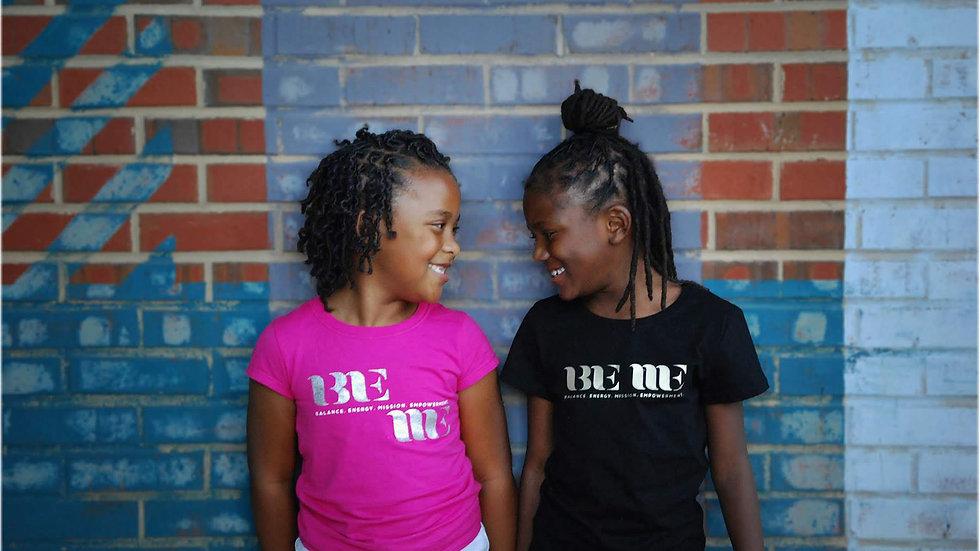 Girl's BE ME T-shirt