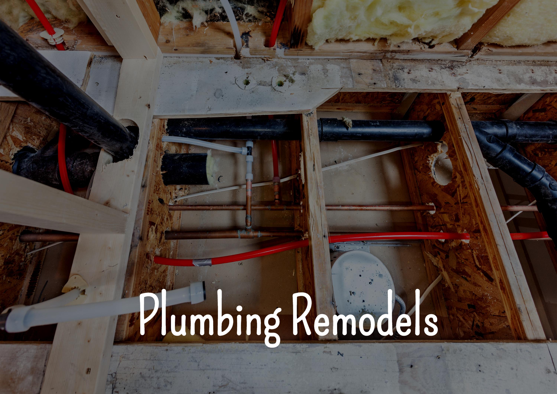 Plumbing Remodels