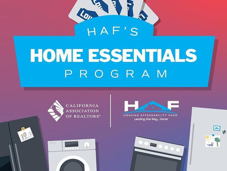 First Time Home Buyer - Appliance Program