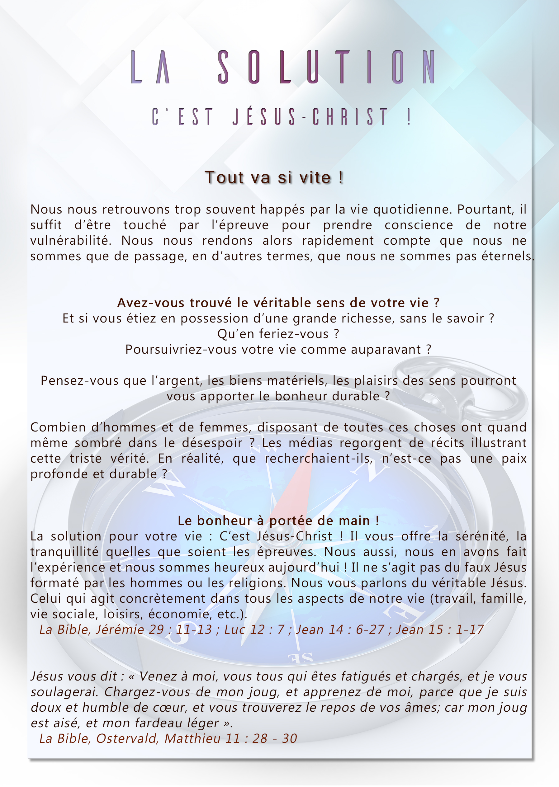 Flyer_-_La_solution_(cubes)_recto_©Copyright_FranceBIBLE