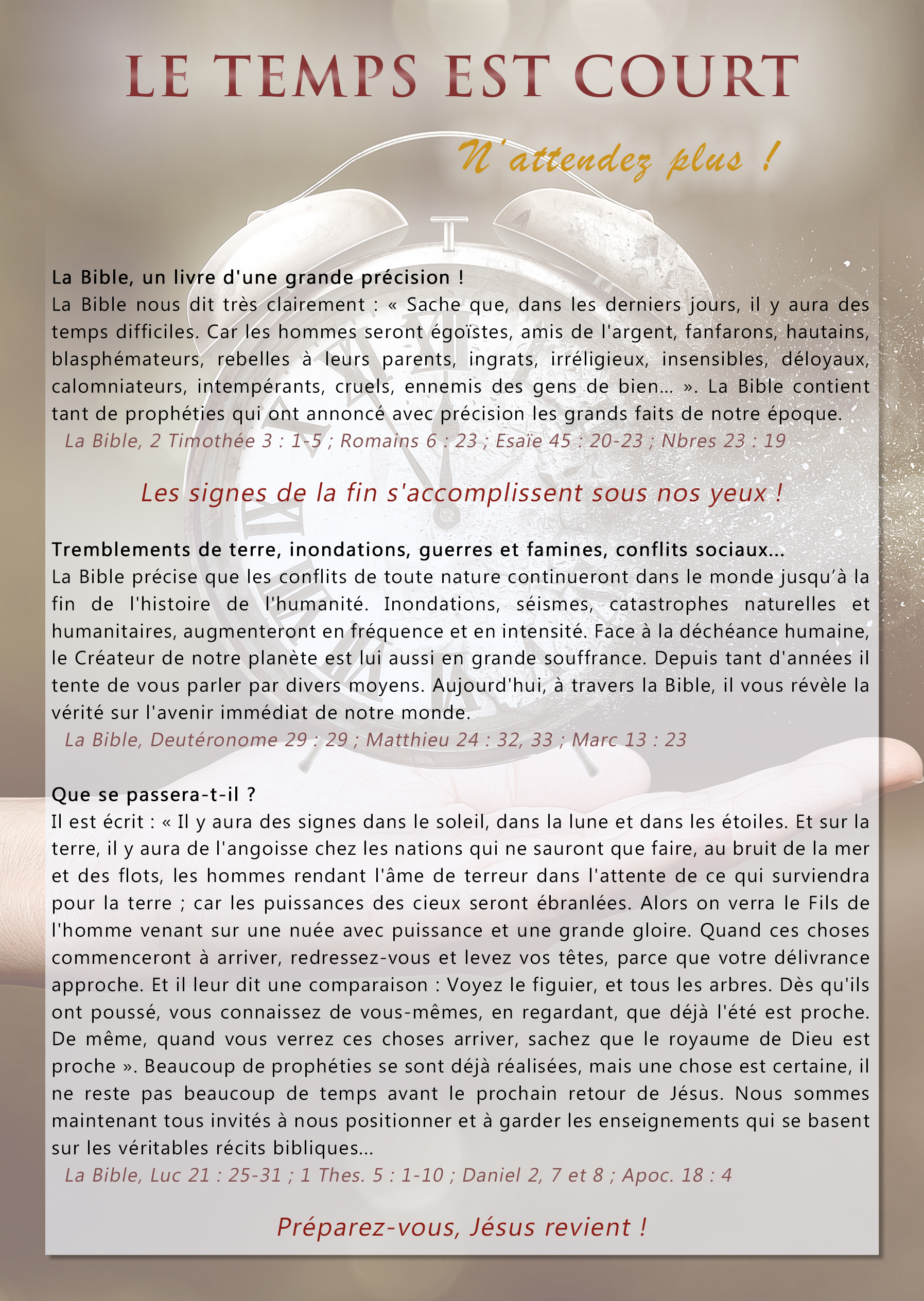 Flyer_-_Prophéties_bibliques_recto_©Copyright_FranceBIBLE