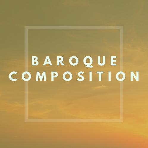Baroque Composition