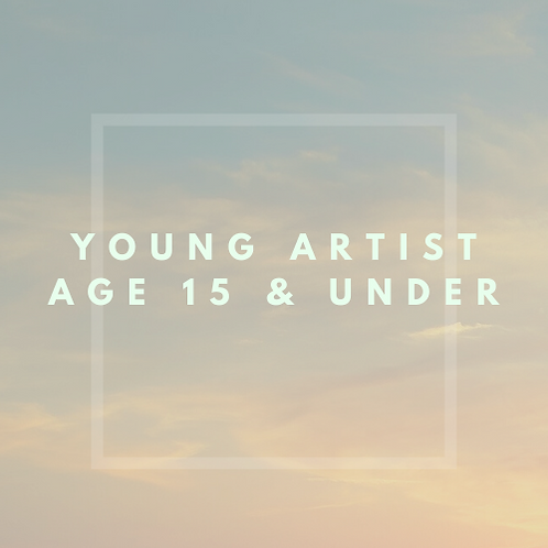 Young Artist Age 15 & Under