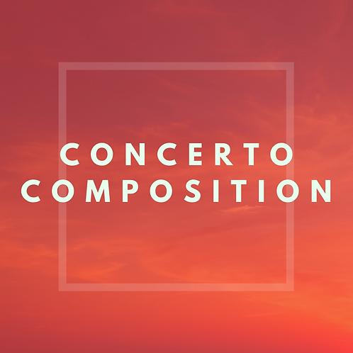 Concerto Composition