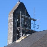Le clocher est sécurisé