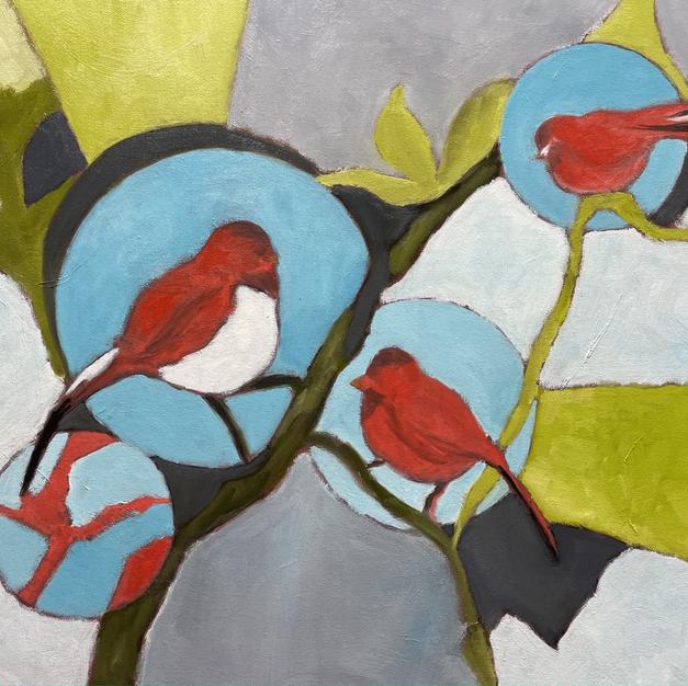 Red Bird Trio