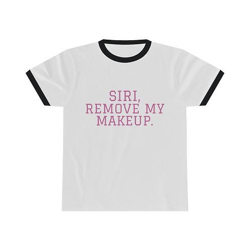 Siri, Remove My Makeup T-shirt