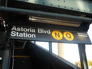 Subway Astoria Blvd