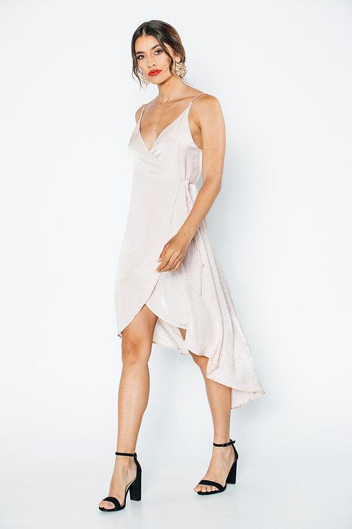 Vestido Blush Razo