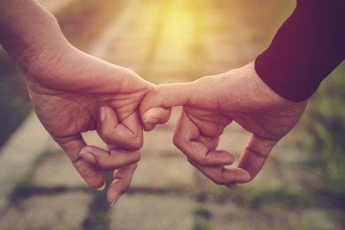 Maneras de amar y estilos de apego