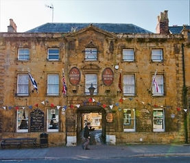The George Hotel old coaching inn