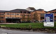 Musgrove Park Hospital Taunton