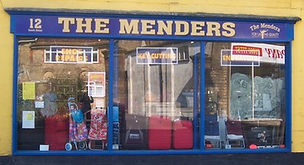 The Menders Crewkerne