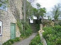 Lywater footpath