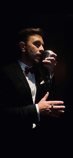 Wedding Singer at the Cordis Hotel